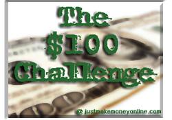 The $100 Challenge