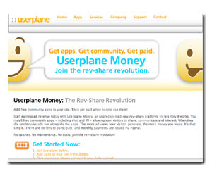 Userplane: Make Money Online with Community