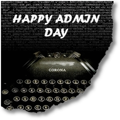 Happy Administrative Assistant's Day